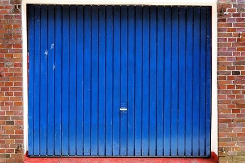 pintu lipat toko